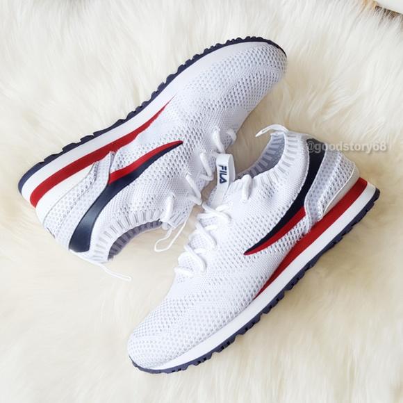 Fila Womens Forerunner Sockfit Sneakers